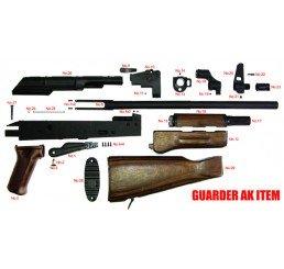 GUARDER AKM全鋼製套件