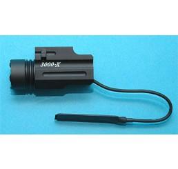 G&P 3000X 電筒 (3W LED)