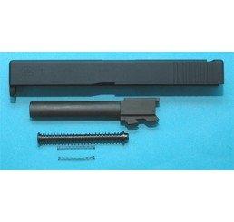 G&P Glock 17 金屬滑架連回膛桿
