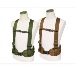 FIRST FACTORY GHOST GEAR RECON BELT HARNESS