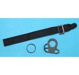 G&P CQB/R 鎗帶扣 (伸縮電池尾托用)