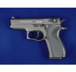 L.S. 6904全金屬黑色GAS GUNS