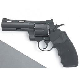 "KWC 357 4""左輪GAS GUNS-黑色"