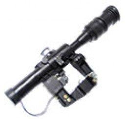 KING ARMS Dragunov SVD POSP 4x24T專用瞄準鏡