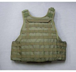 PROUD Molle Plate Carrier with Cummerbund (軍綠色)