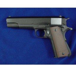 KSC M1911A1台版GAS GUNS(金屬滑架)