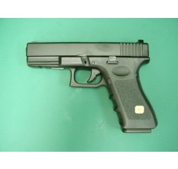 HFC GLOCK 17GAS GUNS-金屬滑架