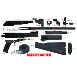 GUARDER AKM現代版全鋼製套件(經濟版)