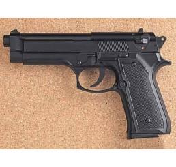 KWC 92FS 簡易型GAS GUNS-黑色