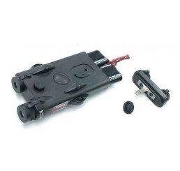 GUARDER AN/PEQ-2 雷射型電池盒 - 完成品