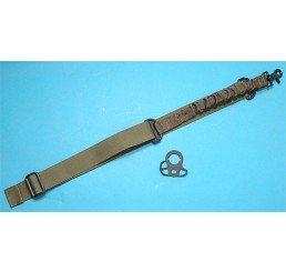 G&P CQB/R 鎗帶扣連Bungee 鎗帶 (綠色) (M4系列用)