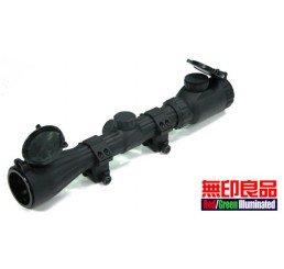 GUARDER 3-9X40 紅/綠光軍規包覆式狙擊鏡