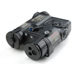 AN/PEQ-16A 電池盒 (黑)