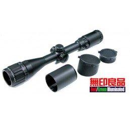GUARDER 3-9X40 紅/綠光軍規米位狙擊鏡 -2006年款