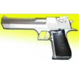 HFC 沙漠之鷹加重版空氣槍-銀版
