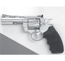 "KWC 357 4""左輪GAS GUNS-銀黑"