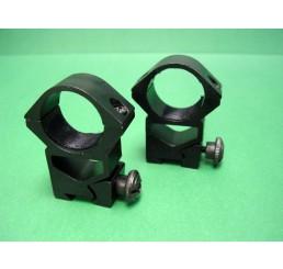 SAMURAI 瞄準鏡架-高 (High Ring Mount in 10mm)