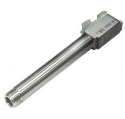 GUARDER KSC G17/18用不銹鋼外管 (14mm逆牙)