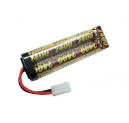 SANYO 8.4V 2400mAh (7粒)-大電池