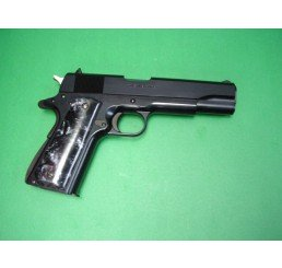 WA Colt Government Mark IV Series 80黑珍珠色手把GAS GUNS