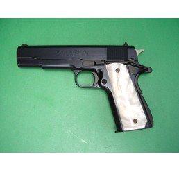 WA Colt Government Mark IV Series 80白珍珠色手把GAS GUNS