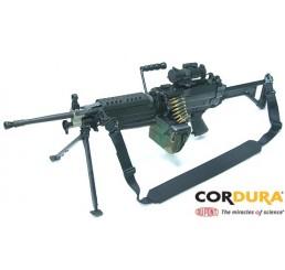 GUARDER M60/M249 機鎗專用鎗背帶 (黑色)