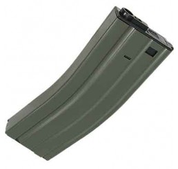 450 round magazine for Marui M16 series - OD (2007/11/5)