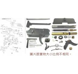WE M4A1 Parts