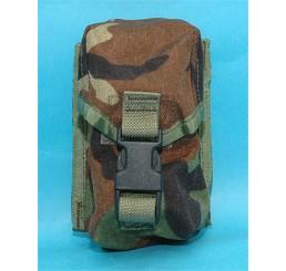 G&P M14 & SR-25 彈夾袋 (迷彩)