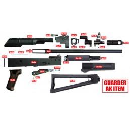 GUARDER AKS-74全鋼製套件(塑料護木版)
