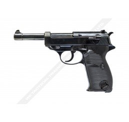 WE Classic Pistol CP Series L (BK) - Cardboard version