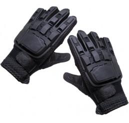 KING ARMS PVC 運動型全指手套 (黑色)