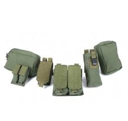 PHANTOM CMS-RRS-V中型背心配袋 (軍綠)