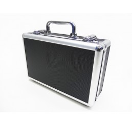 Pistol Aluminium Case - Black Color