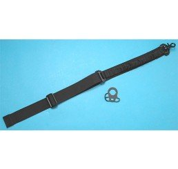 G&P CQB/R 鎗帶扣連Bungee 鎗帶 (黑色) (M4系列用)