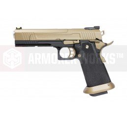 AW - ARMORER WORKS 5.1 HI SPEED TAN