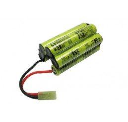 SANYO 12V 1500mAh (10粒)-小型電池/V型