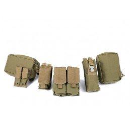 PHANTOM CMS-RRS-V中型背心配袋 (泥色)