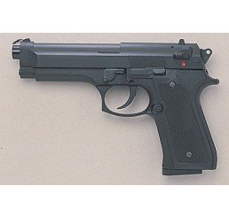KWC Beretta M92FS AIRGUN - 黑色