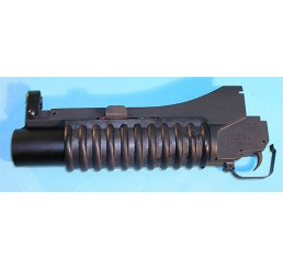 G&P Jungle Series Marui M4/M16A2專用軍用M203榴彈砲(短)