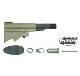 GUARDER AR-15/M4 真鎗伸縮托 (軍綠色)