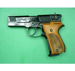 WALTHER CP88CO2 GUNS-黑色木柄