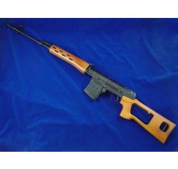 KING ARMS Dragunov SVD AIRGUN-實木版
