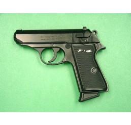 HUASHAN PPK/S 黑色Prop Guns