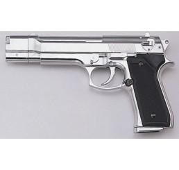KWC BERETTA M92FSAIRGUN-銀黑