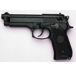KWC M92FSGAS GUNS-黑色