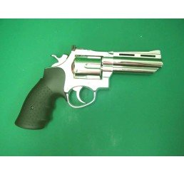 HFC HG-132 左輪GAS GUNS-銀版