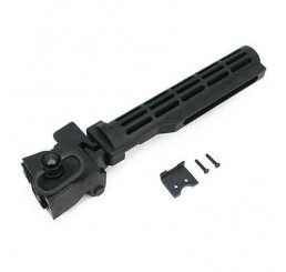 King Arms AK Tactical Folding Stock Tube (3色) (2008/02/23)