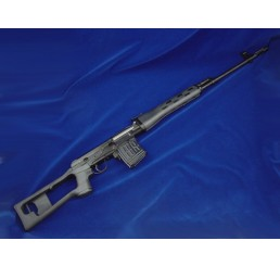 KING ARMS Dragunov SVD AIRGUN-黑色