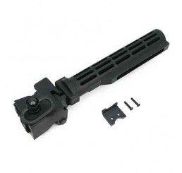 King Arms AK Tactical Folding Stock Tube (3色) (2008/02/23)